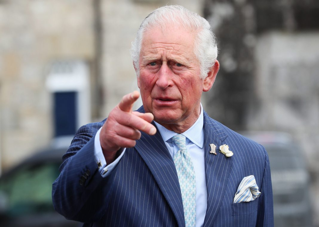 Prince Charles says the COP26 conference is